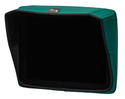 Large Green Horizontal Tablet