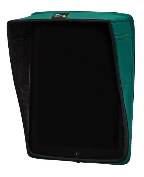 Large Green Vertical Tablet