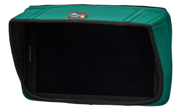 Small Green Horizontal Tablet