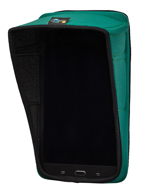 Small Green Vertical Tablet